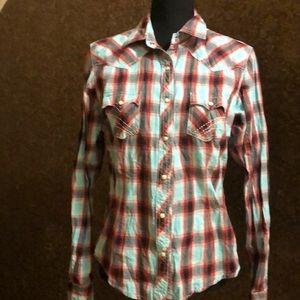 Panhandle Slim long sleeve western shirt